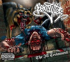 "Boxcutter ""The Ill Testament"" digipak US version w/ bonus tracks"