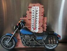 MOTORCYCLE  THERMOMETER  #7637