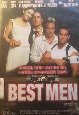Best Men Dean Cain, Drew Barrymore, Luke Wilson Region 4 DVD VGC