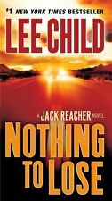 Nothing to Lose Jack Reacher Lee Child PB Good