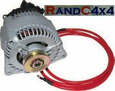 DA1195 Land Rover Defender 200Tdi Upgraded 100a Alternator Off Road & Winch