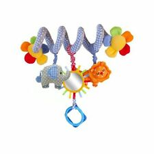 NEW Baby Bed Around/baby stroller Hanging Bell/ Rattle Mobile Musical Plush Toy