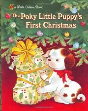 The Poky Little Puppy's First Christmas by by Justine Korman (Hardcover) XMAS