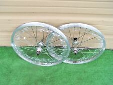 WHEELS PAIR 20 X 1.75 FLIP FLOP  SEALED POL SLVR  SUN CR18 BK-OPS 32 S/S DB