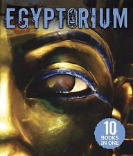 BRAND NEW EGYPTORIUM DK BOOK 10 INCREDIBLE BOOKS IN ONE