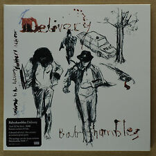 """BABYSHAMBLES - Delivery ***ltd RED 7""""-Vinyl + Poster***NEW***The Libertines***"""
