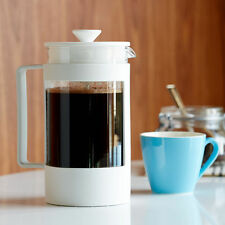 Starbucks Bodum Recycled Coffee Maker French Press White, 8-cup