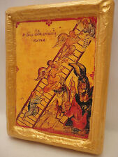 The Ladder of Divine Ascent Climax Christianity Eastern Orthodox Icon Art