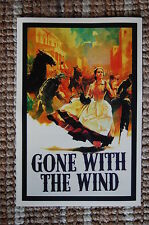 Gone with the wind #2 Lobby Card Movie Poster