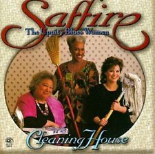 Cleaning House - Saffire-Uppity Blues Women (1996, CD NIEUW)