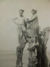 SAINT MALO / ALBUM DE FAMILLE VACANCES vers 1920  104 photos d'époque rare !