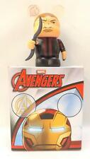 """VINYLMATION MARVEL AVENGERS HAWKEYE 3"""" COLLECTIBLE FIGURE WITH BOX  ~DISNEY"""