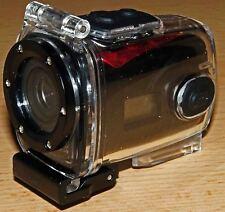 Somikon Wasserfeste HD-Mini-Action-Cam  Kamera Sport Action Wetterfest Aufnahme