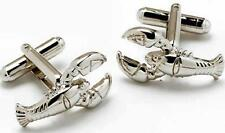 Lobster Fishing Cufflinks Cooking cuff Links NEW in BOX  7084