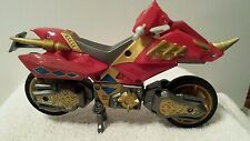 Power Ranger He'd Hover Bike Motorcycle  Action Figure