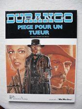 SWOLFS DURANGO PIEGE POUR UN TUEUR 1ERE REED AVEC CODE BARRE 1983 EXCELLENT ETAT