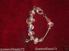 Christmas Theme Fashion Costume Jewelry Girls Bracelet