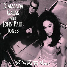 Diamanda Galas, John Paul Jones, Do You Take This Man, Excellent Single, Import