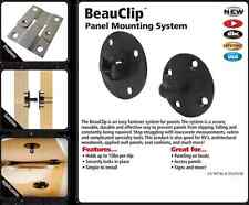 New FastCap BEAU CLIP Panel Mounting System Architectural Woodworking 25-Pack