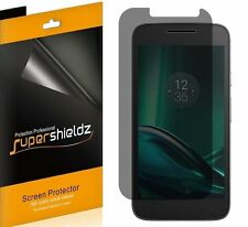 2X Supershieldz Moto G Play Droid/Moto G4 Play Privacy Anti-Spy Screen Protector