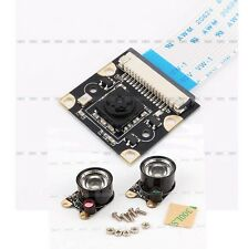 5MP 1080P HD Night Caméra Module+ 2Pcs 3W Lumières Infrarouges Pour Raspberry Pi