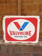 valvoline,classic,retro,metal,racing,oil,automobilia,vintage style,garage sign