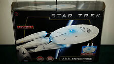 Star Trek USS Enterprise 2009 Playmates Toys JJ Abrams Lights Sounds MISP