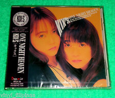 JAPAN:KIX-S - One Night Heaven CD Album,J-Pop,J-Rock,90's,Duo,Japanese Rock,