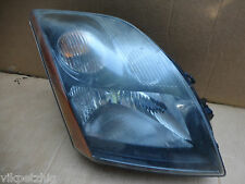 07 08 09 NISSAN SENTRA PASSENGER RIGHT RH HEADLIGHT HALOGEN 2.0L SPORT TYPE SE-R