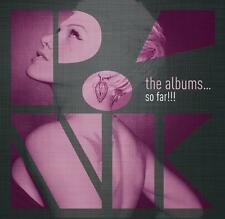 The album... so far!!! di P! NK (2015), nuovo OVP, 6 CD Set!!!