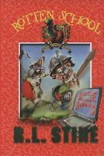 Rotten School: Battle of the Dum Diddys 12 by R. L. Stine (2007, Hardcover)