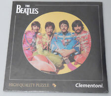 (PRL) THE BEATLES 4 FAB 21400 PUZZLE TOY 212 PZ REAL LP SIZE COLLECTION PHOTO