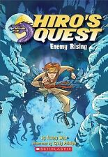 Enemy Rising (Hiro's Quest, No.1), Tracey West, Good Book