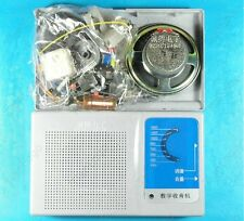 radio suite/bulk Electronic production suite Seven tube radio teaching kits