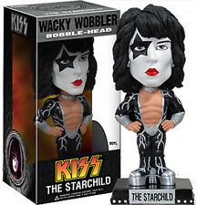 NEW KISS Paul Stanley Starchild Bobble Head Wacky Wobbler Bobblehead - RETIRED