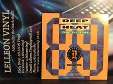 Deep Heat 89 Double Compilation LP Album  STAR2380 Pop Soul Dance Hip Hop 80's