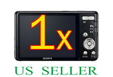 1x Sony CyberShot DSC-W650 W690 Camera Clear LCD Screen Protector Guard Fil