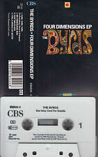 THE BYRDS - Four Dimensions EP ★  MC Musikkassette Cassette