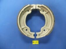 40-815 Emgo YAMAHA SCOOTER REAR BRAKE SHOES 527 NEW GROOVED