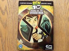 Ben 10 Secret Of The Omnitrix Dvd! Look At My Other Dvds!