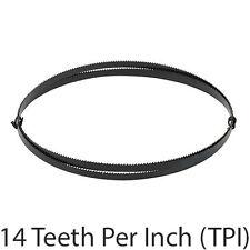 1425mm x 6.35mm x 0.35mm 14TPI LAME ACCIAIO Bandsaw-Legno Metallo Plastica Taglio