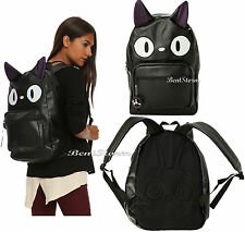 JIJI Cat Character School Backpack Kiki's Delivery Service FREE PRIORITY SHIP