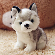 1PC Husky Dog Cartoon Animals Stuffed Toy Sleeping Plush Doll Gift Kid Presents