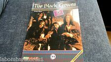 ZZ- REVISTA MAGAZINE COLECCION IMAGENES DEL ROCK - THE BLACK CROWES