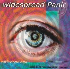 WIDESPREAD PANIC - Don't Tell The Band (CD 2001) USA 12 Track PROMO EXC