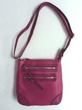 Women's APT 9 Satchel HOT PINK  Hand Bag Purse Style Ladies Tote FLASH SA