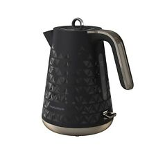 Morphy Richards Prism Black Jug Cordless Kettle 1.5L 3 kW Fast Boil 108251