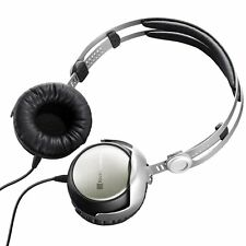 BEYERDYNAMIC T51i TELSA PREMIUM PORTABLE HEADPHONES SILVER SWIVEL EARCUPS