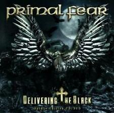 Primal Fear - Delivering The Black (NEW CD+DVD)