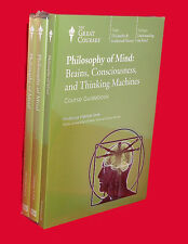 NEW DVDs 12 Lectures Philosophy of Mind Great Courses Teaching Company